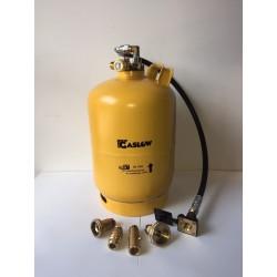 Bombona recargable GLP 6 kg con toma carga exterior