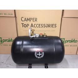 Depósito de gas GLP Prakto 52L recargable