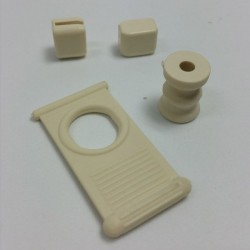 Kit de piezas beige para stor